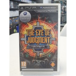 THE EYE OF JUDGMENT LEGENDS COMPLET PSP