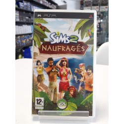 SIMS 2 NAUFRAGES PSP COMPLET