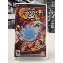 NARUTO ULTIMATE NINJA HEROES 2 PSP COMPLET