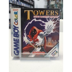 TOWERS COMPLET TBE GAME BOY COLOR