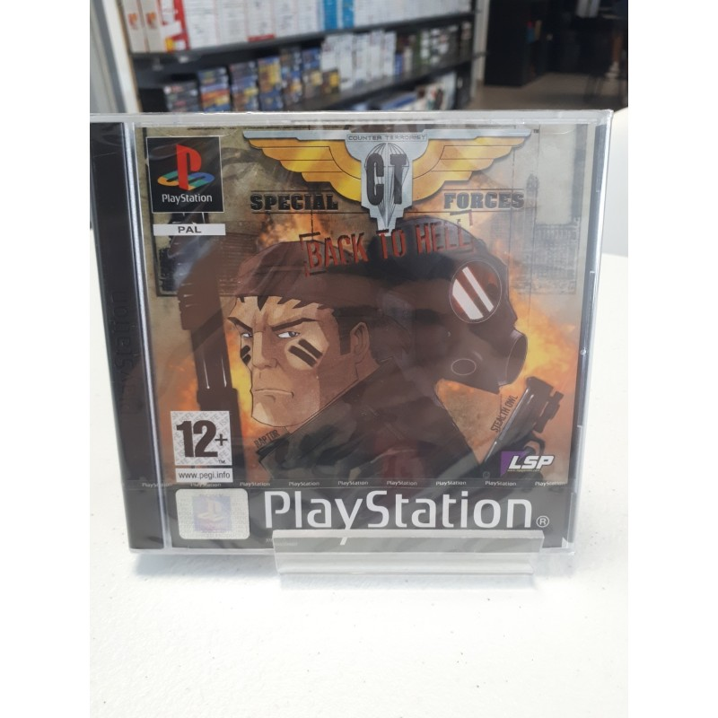 CT SPECIAL FORCES BLISTER PS1