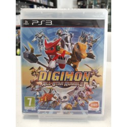 DIGIMON ALL STAR RUMBLE BLISTER PS3