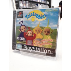 TELETUBBIES BLISTER PS1