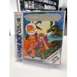 LE PETIT DINOSAURE COMPLET TBE GAME BOY COLOR