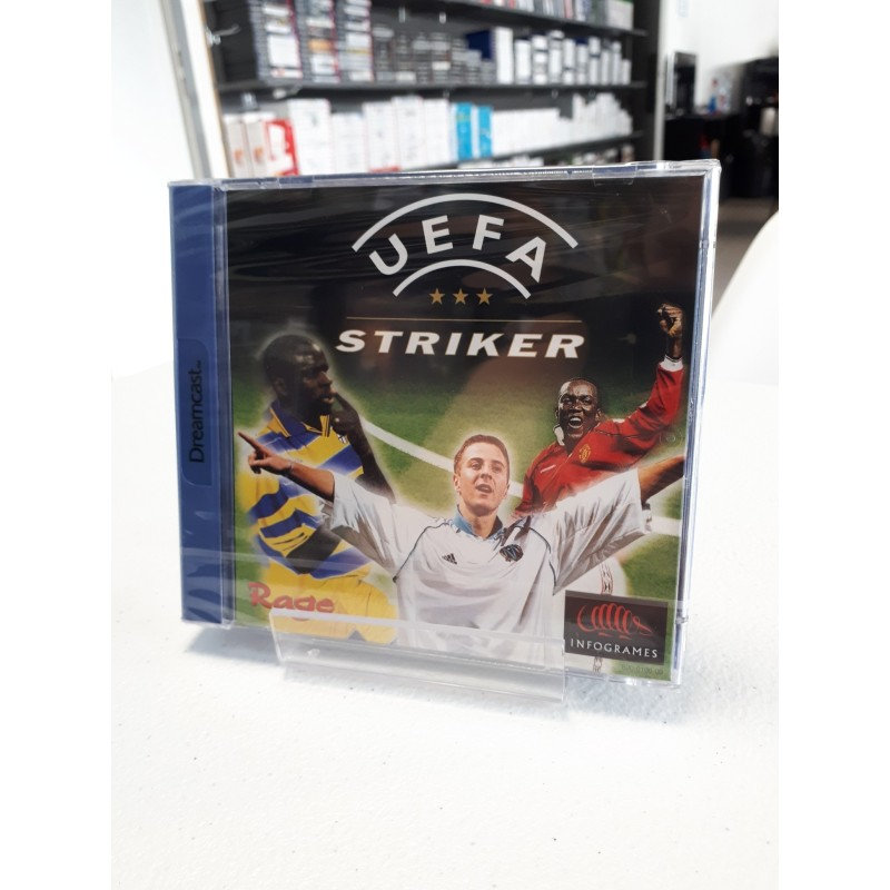 UEFA STRIKER BLISTER DREAMCAST