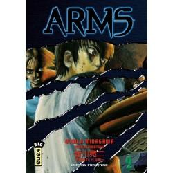 VOL . 2 ARMS