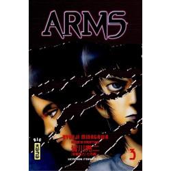 VOL. 3 ARMS