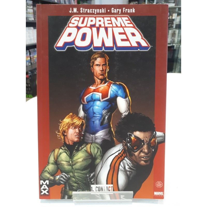 VOL. 1 SUPREME POWER CONTACT