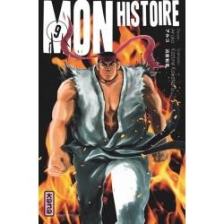 VOL. 9 MON HISTOIRE