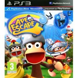 APE ESCAPE COMPLET PS3