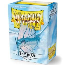 DRAGON SHIELD MATTE SKY BLUE X100