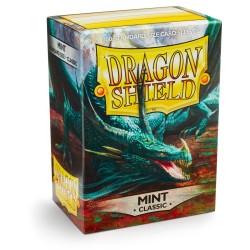 DRAGON SHIELD MINT CLASSIC X100
