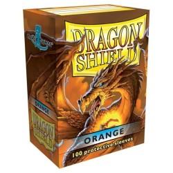 DRAGON SHIELD ORANGE X100