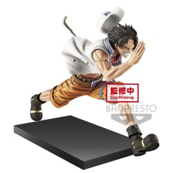 ONE PIECE FIGURINE MAGAZINE PORTGAS D ACE A PIECE OF DREAM VOL.1 13CM