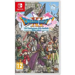 DRAGON QUEST XI S LES COMBATTANTS DE LA DESTINEE EDITION ULTIME SWITCH