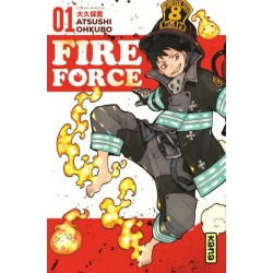 VOL. 1 FIRE FORCE