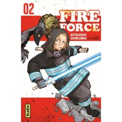 VOL. 2 FIRE FORCE