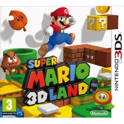 SUPER MARIO 3D LAND EN OCCASION SUR NINTENDO 3DS