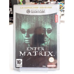 ENTER THE MATRIX CHOIX DES JOUEURS COMPLET GAMECUBE