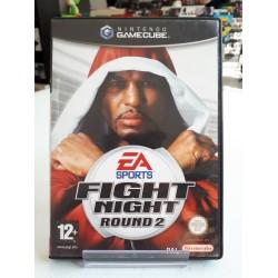 FIGHT NIGHT ROUND 2 GAMECUBE SANS NOTICE