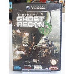 GHOST RECON COMPLET GAMECUBE