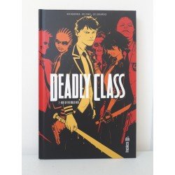 VOL. 2 DEADLY CLASS - KIDS OF THE BLACK HOLE