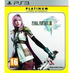FINAL FANTASY 13 XIII PS3 COMPLET PLATINUM