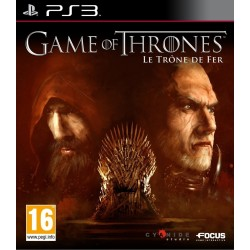 GAME OF THRONES LE TRONE DE FER PS3 COMPLET