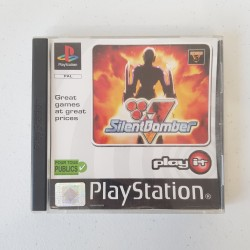 SILENT BOMBER COMPLET PS1