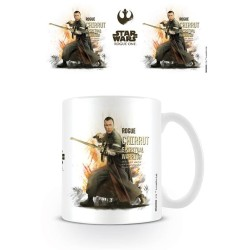 MUG STAR WARS ROGUE ONE CHIRRUT IMWE