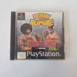 READY 2 RUMBLE COMPLET PS1