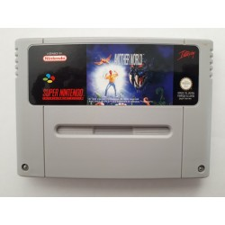ANOTHER WORLD OCCASION SUR SNES PAL VERSION
