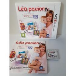 LEA PASSION BEBES 3D COMPLET 3DS