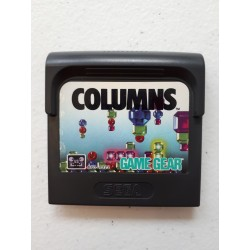 COLUMNS LOOSE GAME GEAR