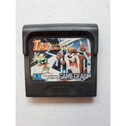TAZ IN ESCAPE FROM MARS LOOSE GAME GEAR