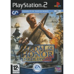 MEDAL OF HONOR SOLEIL LEVANT COMPLET PS2