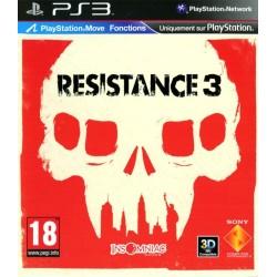 RESISTANCE 3 RESISTANCE 3 PS3 COMPLET