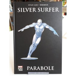 SILVER SURFER PARABOLE MARVEL GRAPHIC NOVELS