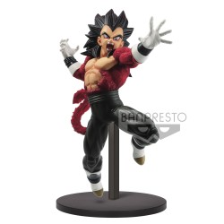 FIGURINE DRAGON BALL HEROES SSJ 4 VEGETA XENO 17 CM