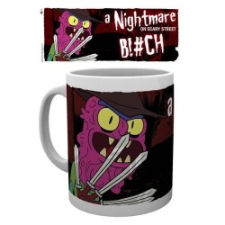MUG RICK AND MORTY SCARY TERRY
