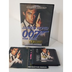 JAMES BOND 007 THE DUEL COMPLET MEGA DRIVE