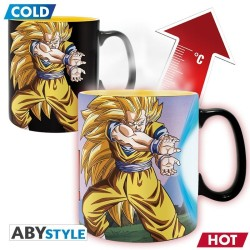 MUG THERMO REACTIF DRAGON BALL KAMEHAMEHA