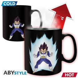 MUG CHANGE HEAT 460 ML DRAGON BALL VEGETA