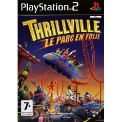THRILLVILLE LE PARC EN FOLIE PS2