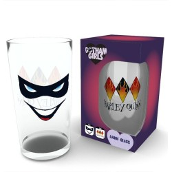 VERRE DC COMICS HARLEY QUINN EYES 500 ML