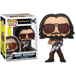 FUNKO POP CYBERPUNK 2077 JOHNNY SILVERHAND 592