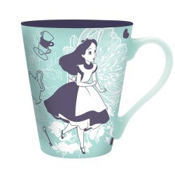 MUG ALICE ET CHAT CHESHIRE 340ML