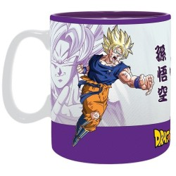 MUG DRAGON BALL GOKU VS FREEZER
