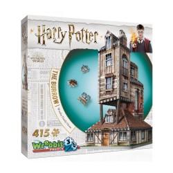 PUZZLE 3D HARRY POTTER MAISON WEASLEY