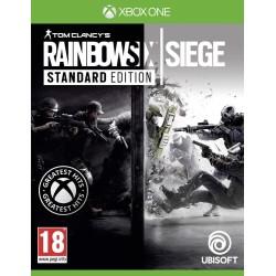 RAINBOWS SIX SIEGE XBOX ONE